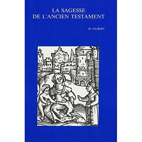 La Sagesse De L'ancien Testament