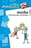 miniLÜK: mathe 4.Klasse: Mathematik üben und verstehen