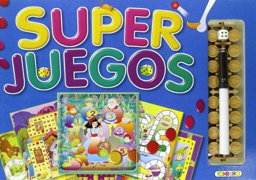 Super juegos (Juegolibros) por Aa.Vv.