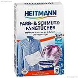 Heitmann Farb und Schmutzfangtücher 20er, 3er Pack (3 x 20 Stück)