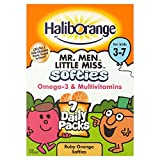 Haliborange Mini Omega 3 Softies 7 Sachets Of 5