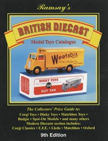 British Diecast Model Toys Catalogue by John Ramsay (Editor) (1-Nov-2001) Hardcover