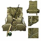 Vestes de chasse pêche daiwa pour la pêche gilet vestes gilets vêtements pêche pesca colete jacket veste de pêche