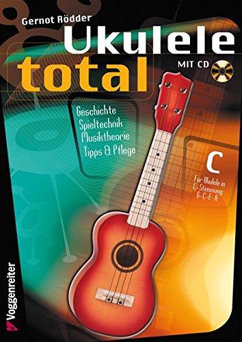 Ukulele Total (CD), C-Stimmung