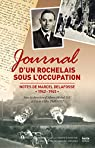 Journal d'un Rochelais Sous l'Occupation par Delafosse