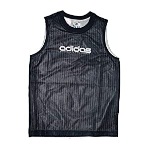 adidas Young True Game Reversible S/L Tee, Dark Navy/White, Größe:140