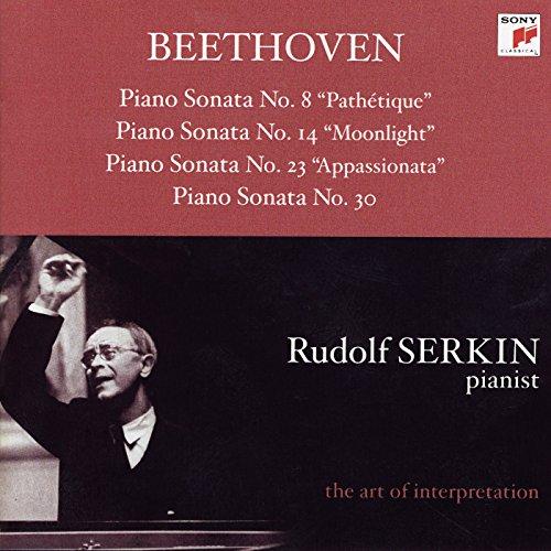 Beethoven: Piano Sonatas No. 8...