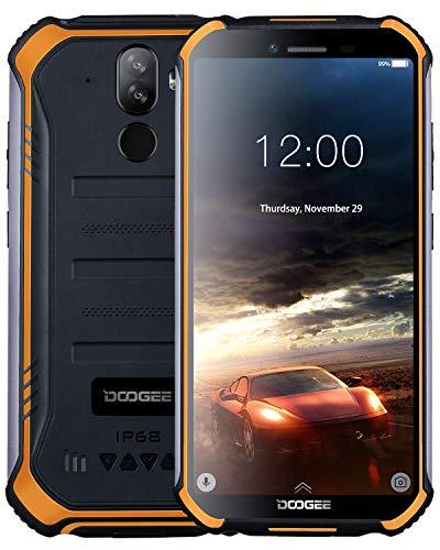 DOOGEE S40 Dual SIM 4G Movil Todoterreno