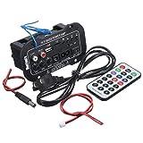 Multifunktionale Auto Bluetooth Verstärker HiFi Bass Power AMP Stereo Digital Verstärker USB TF Fernbedienung Für Auto Wohnaccessoires