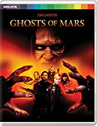 Ghosts of Mars [Limited Dual Format Edition] [Blu-Ray]  [DVD]