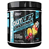 Nutrex Research Outlift Concentrate (30serv) Miami Vice, 300 g