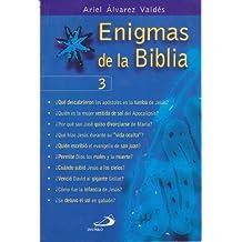 Enigmas de la biblia 3