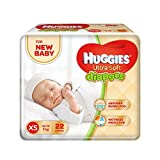 #10: Huggies Ultra Soft for New Baby XS Size Diapers (22 Count)