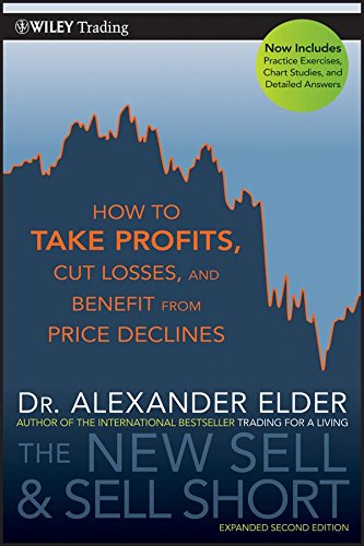 Portada del libro [(The New Sell and Sell Short : How to Take Profits, Cut Losses, and Benefit from Price Declines)] [By (author) Alexander Elder] published on (April, 2011)