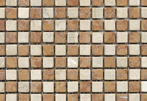 pietra-mosaico-marmo-mosaico-schachbrett-rosso-verona-botticino-anticato-1-matte