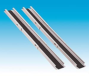 Pair Portable Aluminium Ramps L-5ft