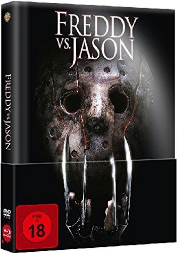 Freddy vs. Jason - Uncut/Mediabook (+ DVD) [Blu-ray] [Limited Edition]