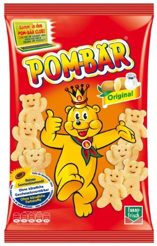 Pom-Bär Pom-Bär Original, 4er Pack (4 x 75 g)