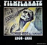 Filmplakate 1908-1932. Aus den Beständen des Staatlichen Filmarchivs der DDR.