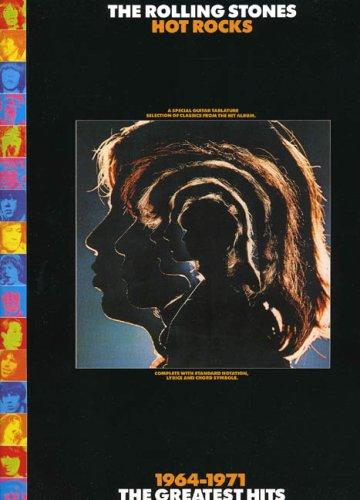 The Rolling Stones: Hot Rocks 1964-1971 The Greatest Hits TAB: Songbuch für Gitarre mit Tabulatur