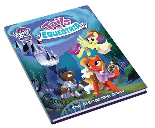 51L5maZFePL My Little Pony RPG: Tails of Equestria UK best buy Review