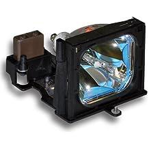 Alda PQ Original, Lámpara de proyector para PHILIPS LC4331/99 Proyectores, lámpara de marca con PRO-G6s viviendas