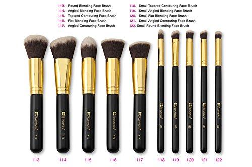 Sculpt & Blend�–�10�Piece Brush Set by BH Cosmetics