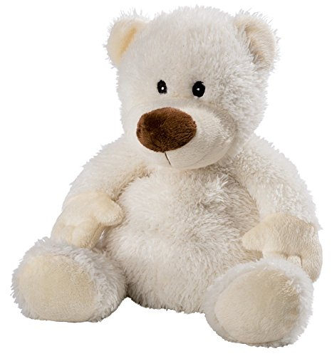 Wärmestofftier Premiumbär creme mit herausnehmbarer Lavendelfüllung Warmies Beddy Bears