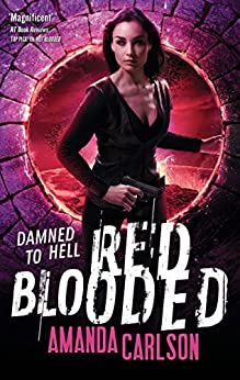 Red Blooded: Book 4 in the Jessica McClain series par [Carlson, Amanda]