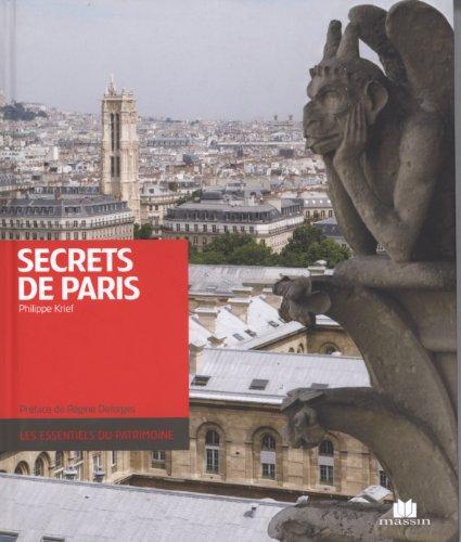 Secrets de Paris par Philippe Krief