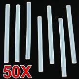 COLEMETER® 50X BATON DE COLLE CHAUD RECHARGE 7X100MM POUR PISTOLET