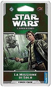 Giochi Uniti gu353-Juegos Star Wars LCG: La Missione de Solo