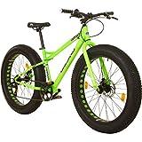 Galano 26 Zoll Fatbike Fatman Mountainbike MTB Hardtail 4.0 fette