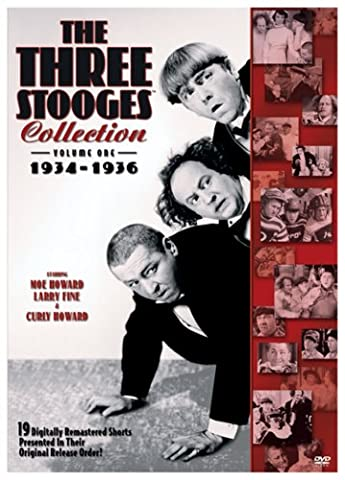 Three Stooges Collection 1934-1936 [Import USA Zone 1]