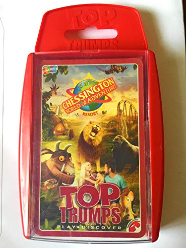 Top Trumps Chessington World of Adventures Card Game