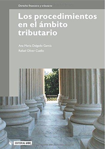 Los procedimientos en el ámbito tributario (Manuales)