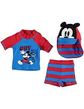 Disney Kinder 3 Stück Schwimmset Baby Badeanzug