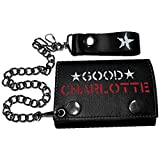 Good Charlotte Wallet Chain LW Black