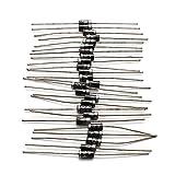 LaDicha 300 Stücke 8 Arten In4148 In4007 In5819 In5399 Fr107 Fr207 Häufig Verwendet Diode Elektronische Komponente Pack