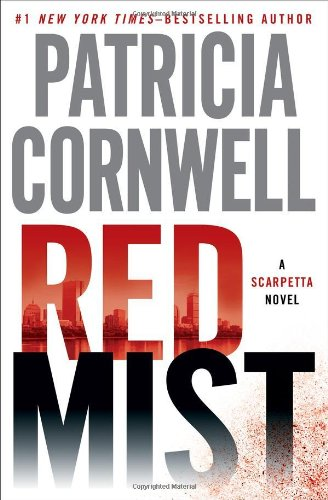 Book cover for Red Mist