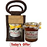 Farm Naturelle-Aesthetically Designed Jute Gift Bag With Pure Raw Natural Unheated Unprocessed Wild Berry Forest...