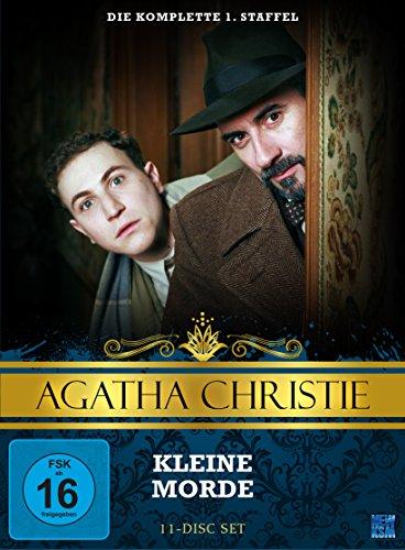 Mörderische Spiele - Die komplette Serie (11 DVDs)
