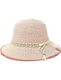 Beach Sun Hat Female Summer Fashion Sunscreen Tide Outdoor Sun Hat Folding Travel Beach Hat Soft and comfort