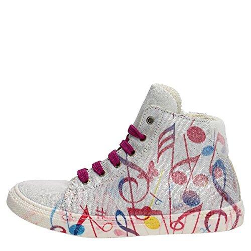 Ciao Bimbi 3785.06 Sneakers Bambina Tessuto Ghiaccio Ghiaccio 31