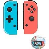 TUTUO Wireless Controller per Nintendo Switch Bluetooth Joystick Gamepad Sostituzione Dual Motori Axis Gyro Compatibile…