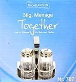 Salz + Pfeffer Menage