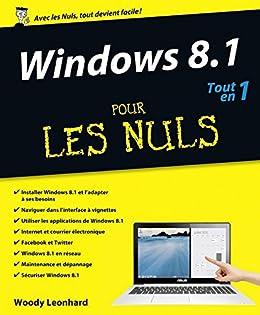 Windows 8.1 Tout en 1 Pour les Nuls par [Rathbone, Andy]