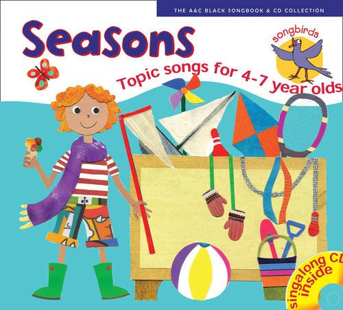 Songbirds - Songbirds: Seasons (Book + CD): Songs for 4-7 year olds