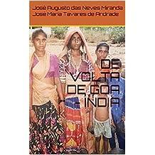 DE VOLTA DE GOA - ÍNDIA (Portuguese Edition)
