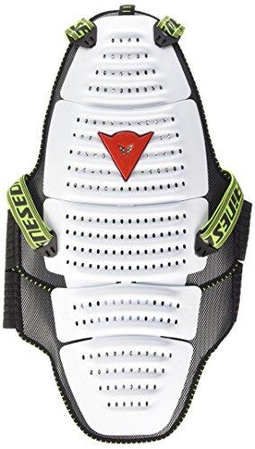 Dainese Herren Safety Action Wave 01 Pro Ski Protektor, Weiss, S